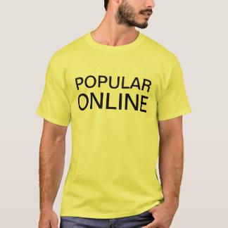 Camiseta popular