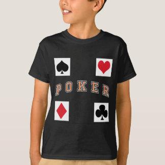 Camiseta Póquer