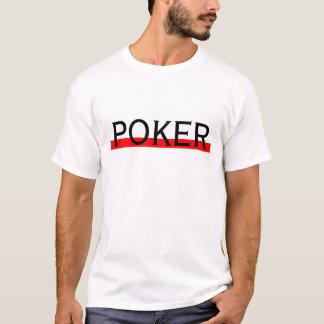 Camiseta Póquer em linha
