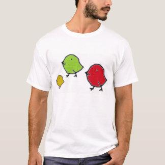 Camiseta Por Chicas da salsa de Cerebro por Rench Mendleton