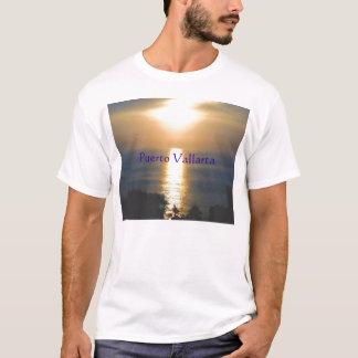 Camiseta Por do sol-ContestWinner de Puerto Vallarta,