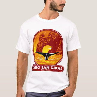 Camiseta Por do sol de Cabo San Lucas