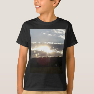 Camiseta Por do sol de Imperani