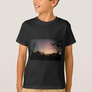 Camiseta Por do sol de Oklahoma