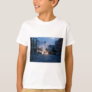 Camiseta por do sol de Veneza