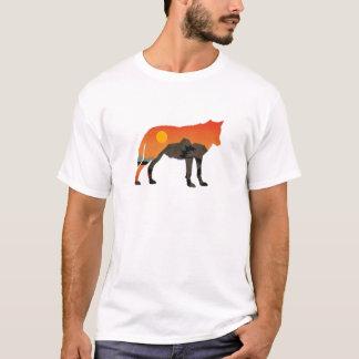 Camiseta Por do sol Foxy