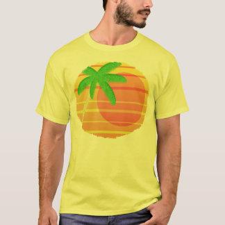 Camiseta Por do sol no Oval de Maui
