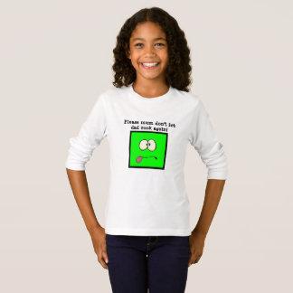 Camiseta Por favor mãe