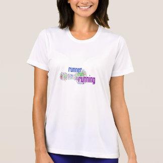 Camiseta Por que eu funciono? Eu sou um corredor