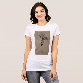 Camiseta Por que não posso eu fazer todos feliz?