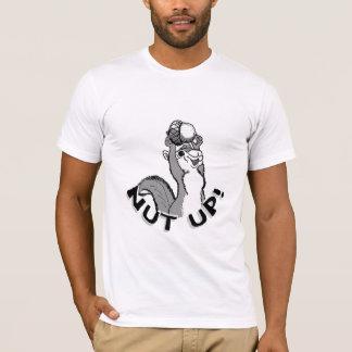 Camiseta Porca acima do esquilo