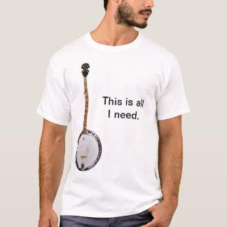 Camiseta Porca do banjo