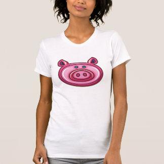 Camiseta Porco bonito