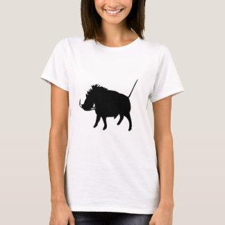Camiseta Porco da verruga