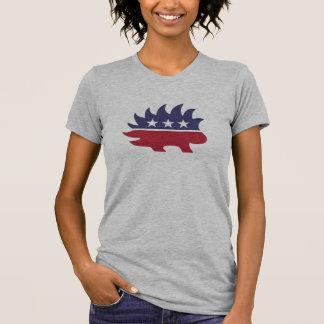 Camiseta Porco- do libertário - -