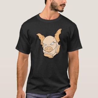 Camiseta Porco do vôo