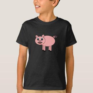 Camiseta Porco dos desenhos animados