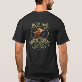 Camiseta Porco santamente