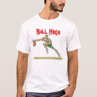 Camiseta Porcos da bola