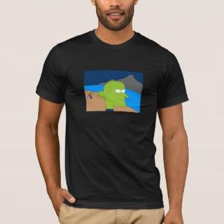 Camiseta porque eu o trouxe
