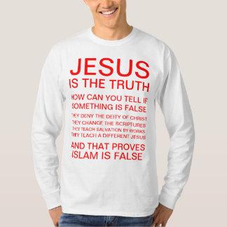 Camiseta Porque Jesus morreu