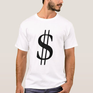 Camiseta Porque você é dinheiro