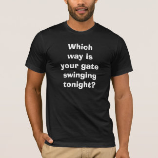 Camiseta Porta alegre do clube nocturno que balança LGBTQ