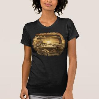Camiseta Porta-aviões George H.W. Bush T-shirt