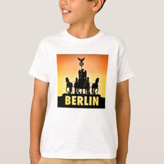 Camiseta Porta do Quadriga 02.1.F Brandemburgo de BERLIM