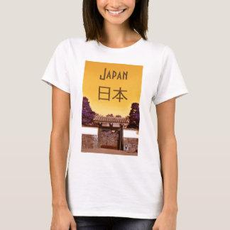 Camiseta Porta do templo em Tokyo, Japão