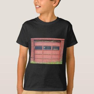 Camiseta Porta vermelha da garagem