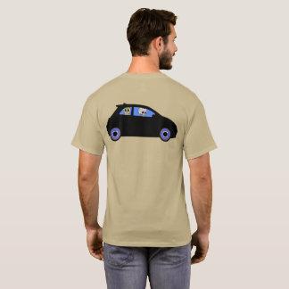 Camiseta Portal quente