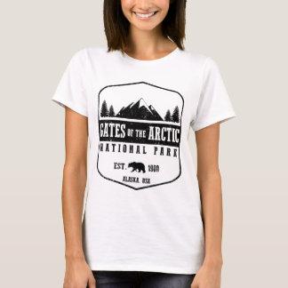 Camiseta Portas do parque nacional ártico