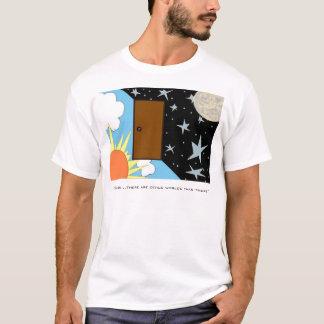 Camiseta Portas entre mundos