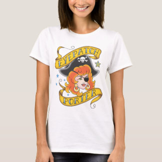 Camiseta Porteiro do Eyepatch - as senhoras couberam a