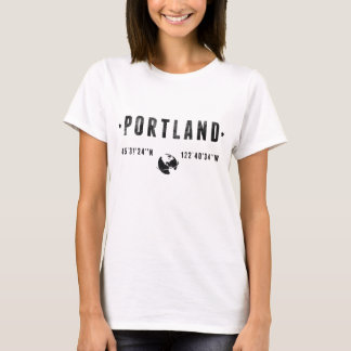 Camiseta Portland