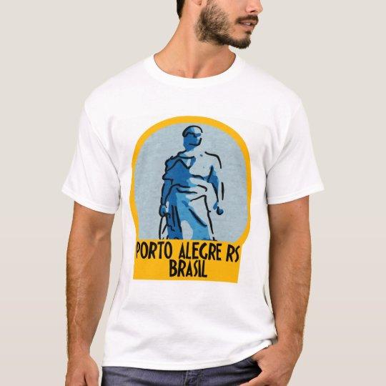 Camiseta Porto Alegre RS Brazil