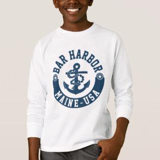 Camiseta Porto Maine EUA do bar
