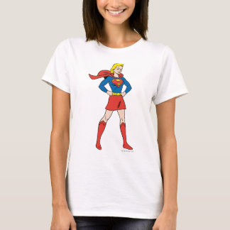 Camiseta Pose 7 de Supergirl