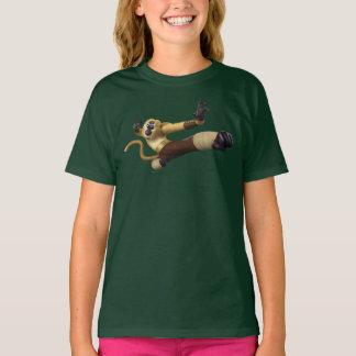 Camiseta Pose da luta do macaco