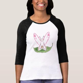 Camiseta Pose de Lotus da borboleta, pose do arado do