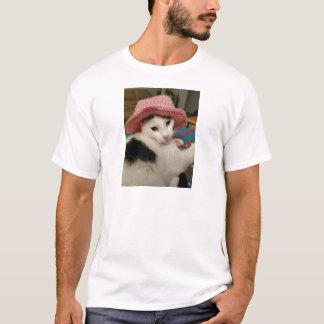 Camiseta Pose do gatinho