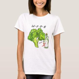 Camiseta Posse baseada inteira da dieta da planta de comida