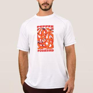 Camiseta Possuído com pimentas