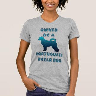 Camiseta Possuído por um cão de água português