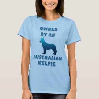 Camiseta Possuído por um Kelpie australiano