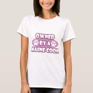 Camiseta Possuído por um racum de Maine