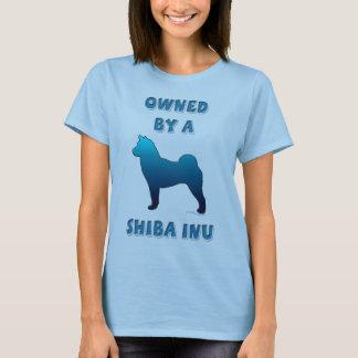 Camiseta Possuído por um Shiba Inu
