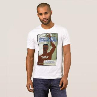 Camiseta Poster 1940 de WPA que comemora 75 anos de