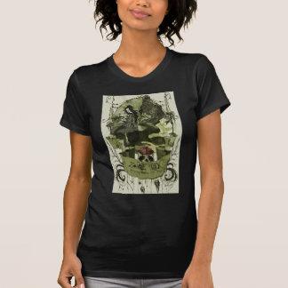 Camiseta poster 2011 do zombiewalk de richmond